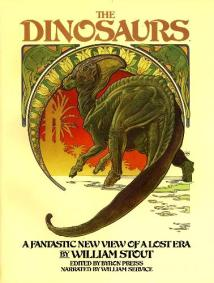 The Dinosaurs, by William Stout
